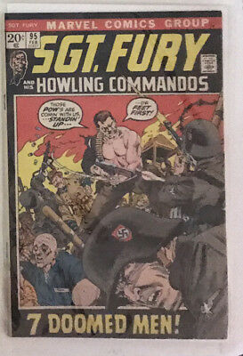 Sgt Fury and His Howling Commandos LOT, 15 issues, #95-108, 119 (1969-1970)