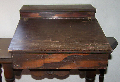 Vintage Portable Wooden Lap Desk