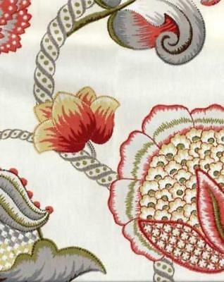 Large Flower Upholstery Fabric Flowers Healthy