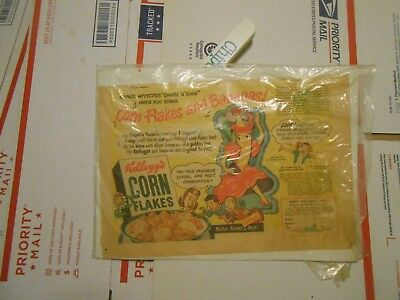 Vintage ADVERISEMENT FOR Kelloggs Chicquita Banana Premium Advertising