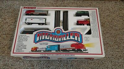 Bachmann Highballer N Gauge Train Set