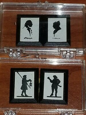 Miniature Dollhouse PICTURE WALL HANGING LOT