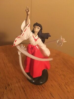 Inuyasha Fire on the Mystic Island Furats Collection Kikyo Figure