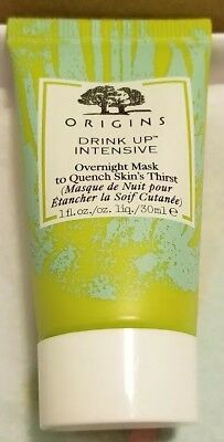 NEW ORIGINS Drink Up Intensive Overnight Mask to quench skin's thirst 30ml