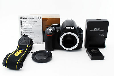 [Excellent] Nikon D3100 14.2MP Digital SLR Camera Body Only 890 Shot! from Japan