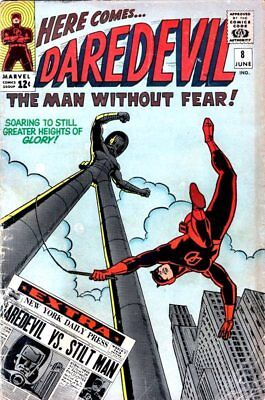 Daredevil #8 Origin and 1st appearance of Stilt-Man NO RESERVE