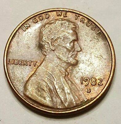 1982 d penny copper, 1982 d small date ?