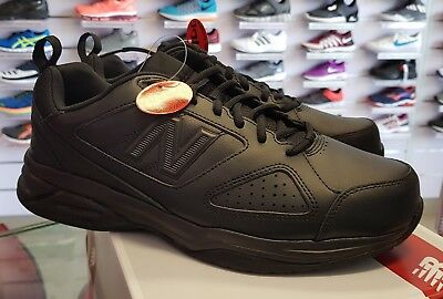 New Balance 624 (4E) Men's Shoes Black Great For Work , School , Training