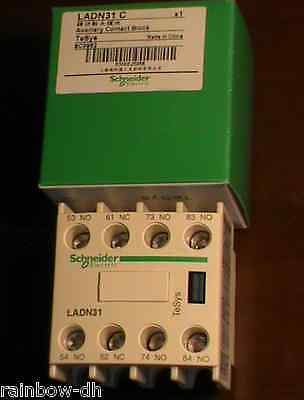 LADN31C 1pcs NEW Schneider Auxiliary Contact Block New in box free shipping