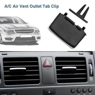 A/C Air Vent Outlet Tab Clip Repair Kit Set for Mercedes-Benz W204 C180 C200 NEW