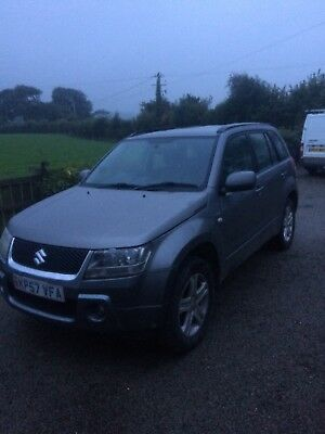 Suzuki Grand Vitara DDIS spares or repair
