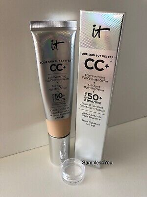 It Cosmetics Your Skin But Better CC+ Cream with SPF 50+ Sample Pot 2ml