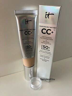 Sample Pot 2ml It Cosmetics Your Skin But Better CC+ Cream with SPF 50+