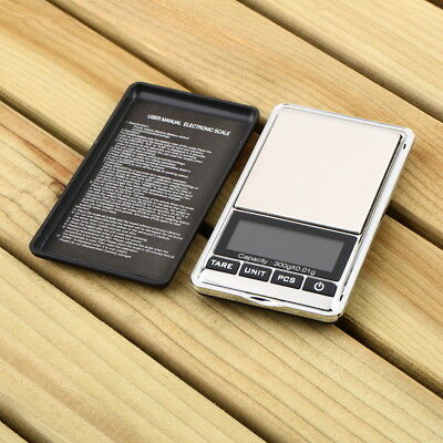 0.01 x 300g Electronic Portable Digital Balance Small Jewelry Weighing Scale