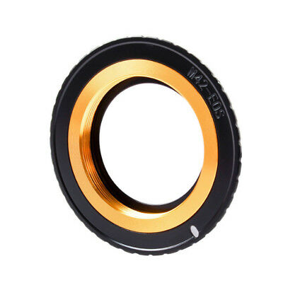 AF Confirm Adapter For M42 Lens to Canon EOS EF EOS 5DIII,5DII,6D,5D,7D,60D UK