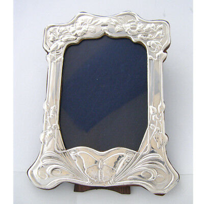 Hallmarked Silver Picture Frame. Sterling Silver Photo Frame. On Special Offer