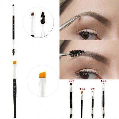 Brand Beverly Hills Brow Tools Brushes Eyebrow Eyeliner Makeup Kit Brush Gift