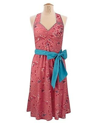 Stunning Coral and Turquoise Joe Browns Dress size 18
