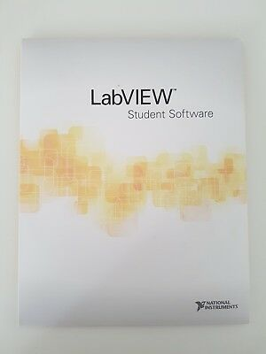 LabView Student Edition, Windows and OS, Software Suite, Key