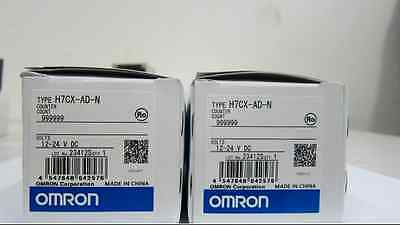 New IN BOX Omron Digital Counter H7CX-AD-N 12-24VDC happygo