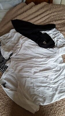 Bundle Of Maternity Clothes. Size 14-16.