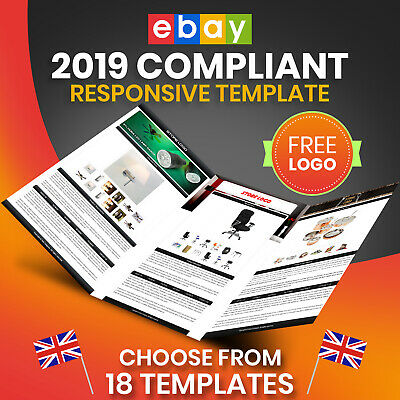 eBay Profesional Template 2018 Policy Mobile Responsive Furniture, Home Interior