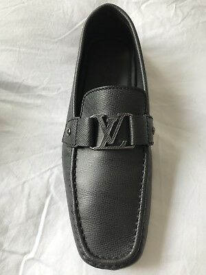 20d6284fa2a MENS LOUIS VUITTON Shoes Loafers Leather UK9.5 Worn Few Times