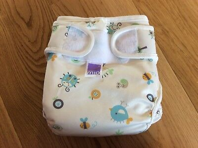 Bambino Mio Two Piece Reusable Nappy Cover Unisex Size Two