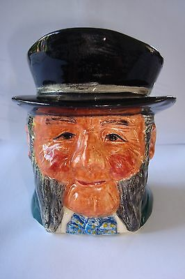 Westminster - Made in Staffs, England - Just So Series - 'Gramp' - Toby Jug