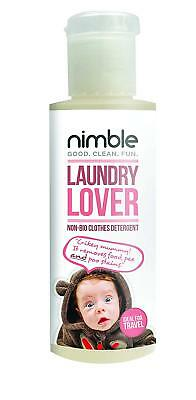 Nimble Babies Laundry Lover Non Bio Detergent 100ml