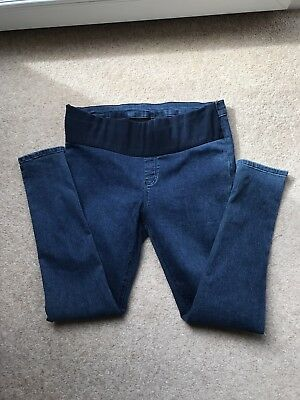 Ladies Size 12 Maternity Jeans (top Shop)