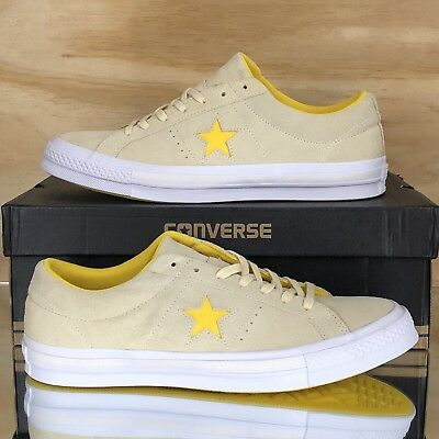 CONVERSE ONE STAR Pro Ox Blue White Suede Casual Skating