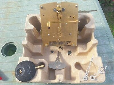 smiths enfield mantle clock movement restored