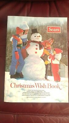 RARE Sears  Catalogue (Canada) 1980 424 pages EX condition