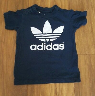 FREE P&P baby Boys ADIDAS t-shirt 12-18months #2