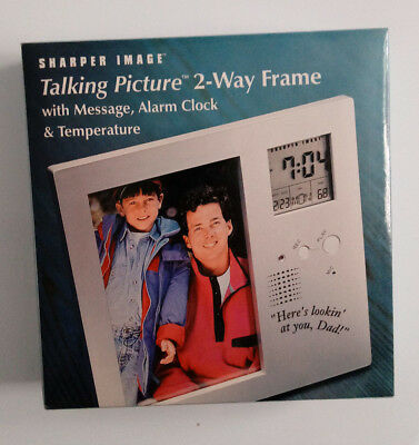 Talking Picture Frame 1195 Picclick