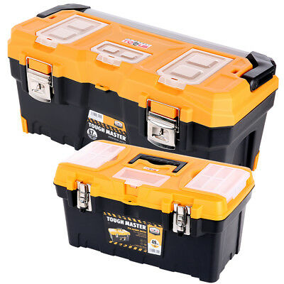 Tool Box Tough Master Combo Pack 26 & 19 inch With Compartment Organiser