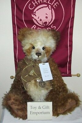 SPECIAL OFFER! 2018 Charlie Bears Isabelle Mohair TENNISON No.160/300 RRP £270