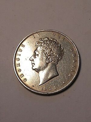George IV 1825 Half Crown
