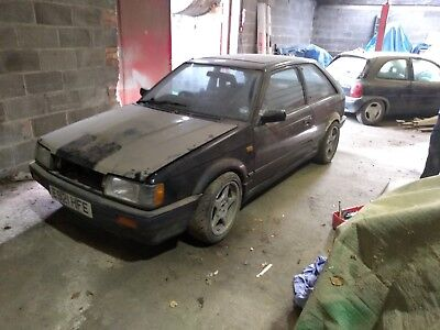 1988 Mazda 323 Turbo 4X4 Plus Massive Spares Package - Retro Rally Car