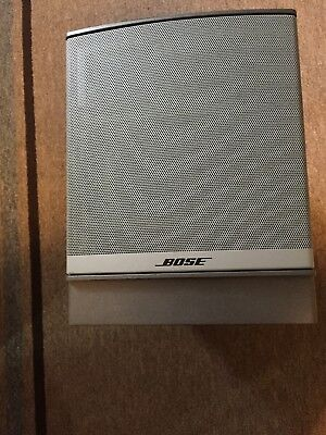 Bose Companion 5 Multimedia Speaker System (Sub Woofer Only)
