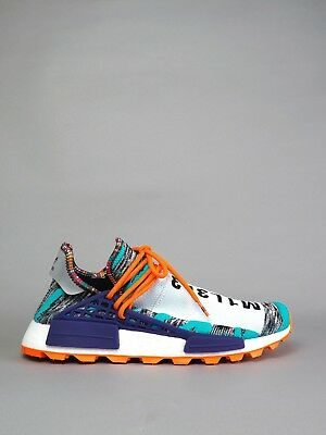 Adidas Pharrell X Nmd Human Race Solar Pack Miele And Mbele