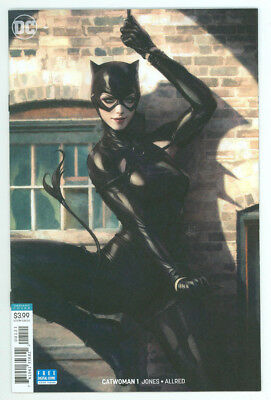 Catwoman #1 Artgerm Variant DC 2018 NM+ 9.6