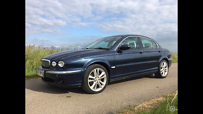 2007 Jaguar X Type 2.2D Sovereign Turbo Diesel 6 Speed Manual **** FULL MOT ****