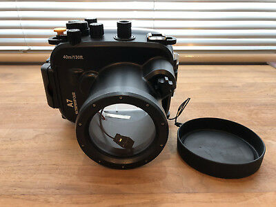 Meikon underwater housing for Sony A7 and A7r unmarked and never used