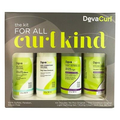 DevaCurl the kit for All - curl kind