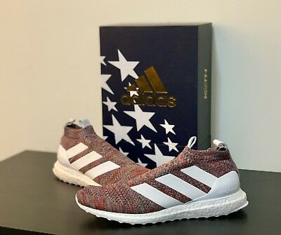 39a6b9acb0e23 Kith x Adidas COPA ACE 16+ Purecontrol Ultra Boost Golden Goal • Size 12