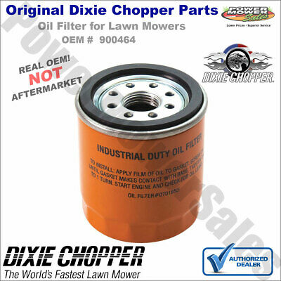 68140 DIXIE CHOPPER 40 Micron Hydraulic Filter for 3066LP