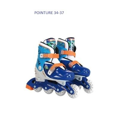 Rollers Stamp In Lines Skates Pointure 34/37 Neuf