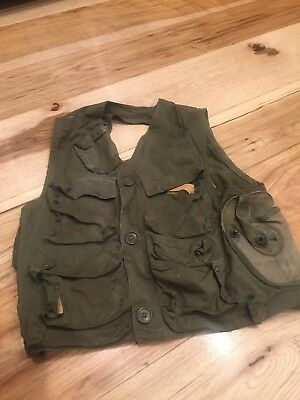 WWII US ARMY AIR FORCE Pilot's Survival  EMERGENCY SUSTENANCE VEST Type C-1